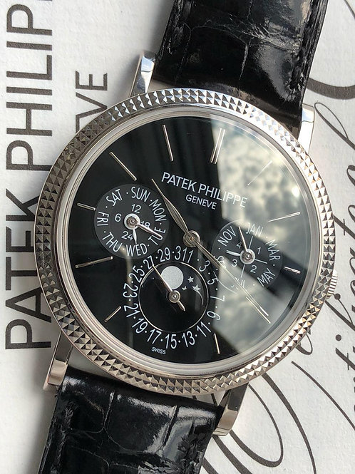 Patek Philippe   Ref 5139G-010 full set