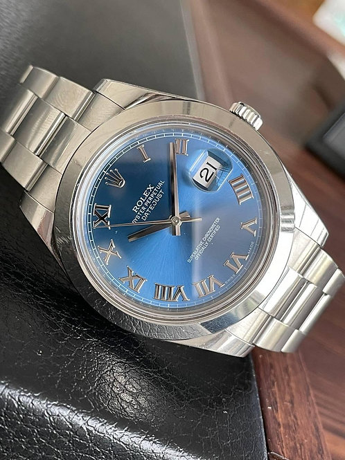 Rolex Ref 116300 with papers
