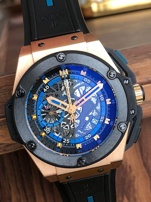 Hublot  Ref 716.OM.1129.RX.EUR12 with papers