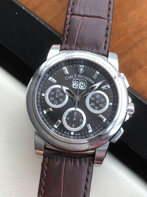 Carl F. Bucherer  Ref 753.935.06 With papers