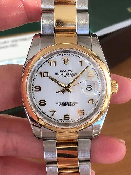 Rolex Ref 116203 full set