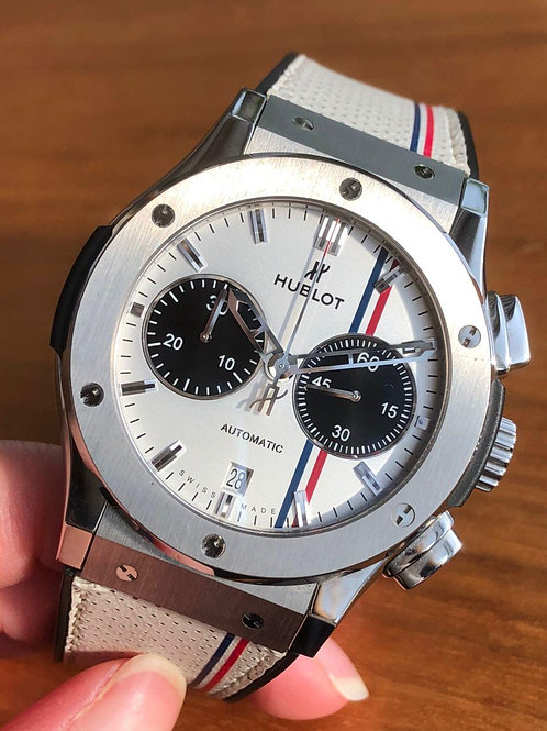 Hublot   Ref 521.NX.2612.VR.TRA13 with papers