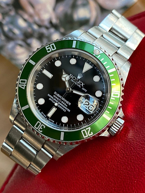 Rolex   Ref 16610 with box