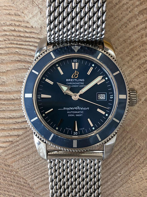 Breitling  Ref A17321 with papers