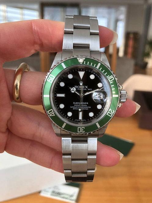 Rolex  Ref 16610LV full set
