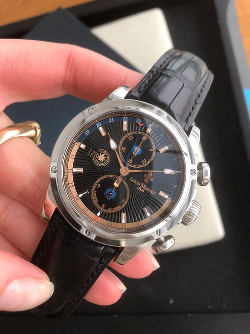 Louis Moinet  Ref LM24.10 With papers