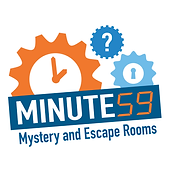 Minute59 Mystery and Escape Rooms Logo.p