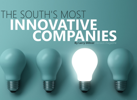 "CRALEY Group appears in ""The South's Most Innovative Companies"" by Barlow Robbins"