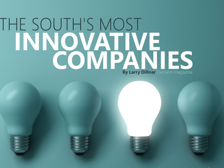 """CRALEY Group appears in """"The South's Most Innovative Companies"""" by Barlow Robbins"""