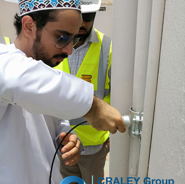 CRALEY Fibre™ Home Drop Muscat Oman