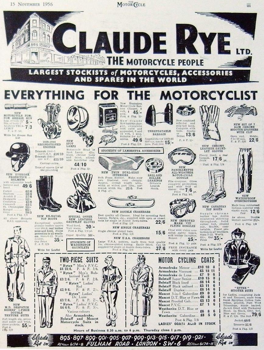 Claude Rye