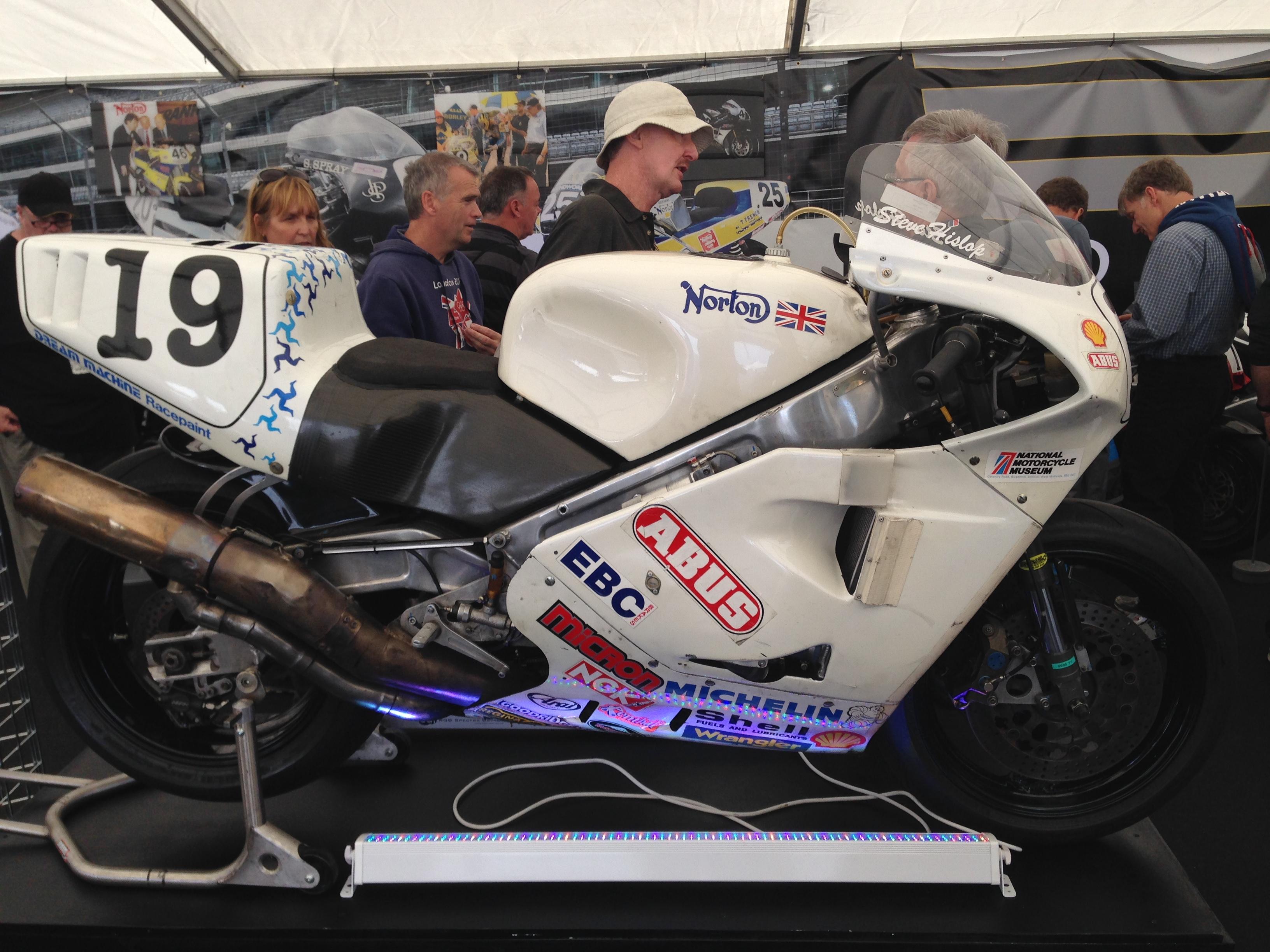 TT Winning Norton