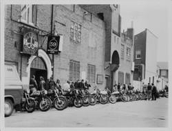 line of bikes outside club.jpg