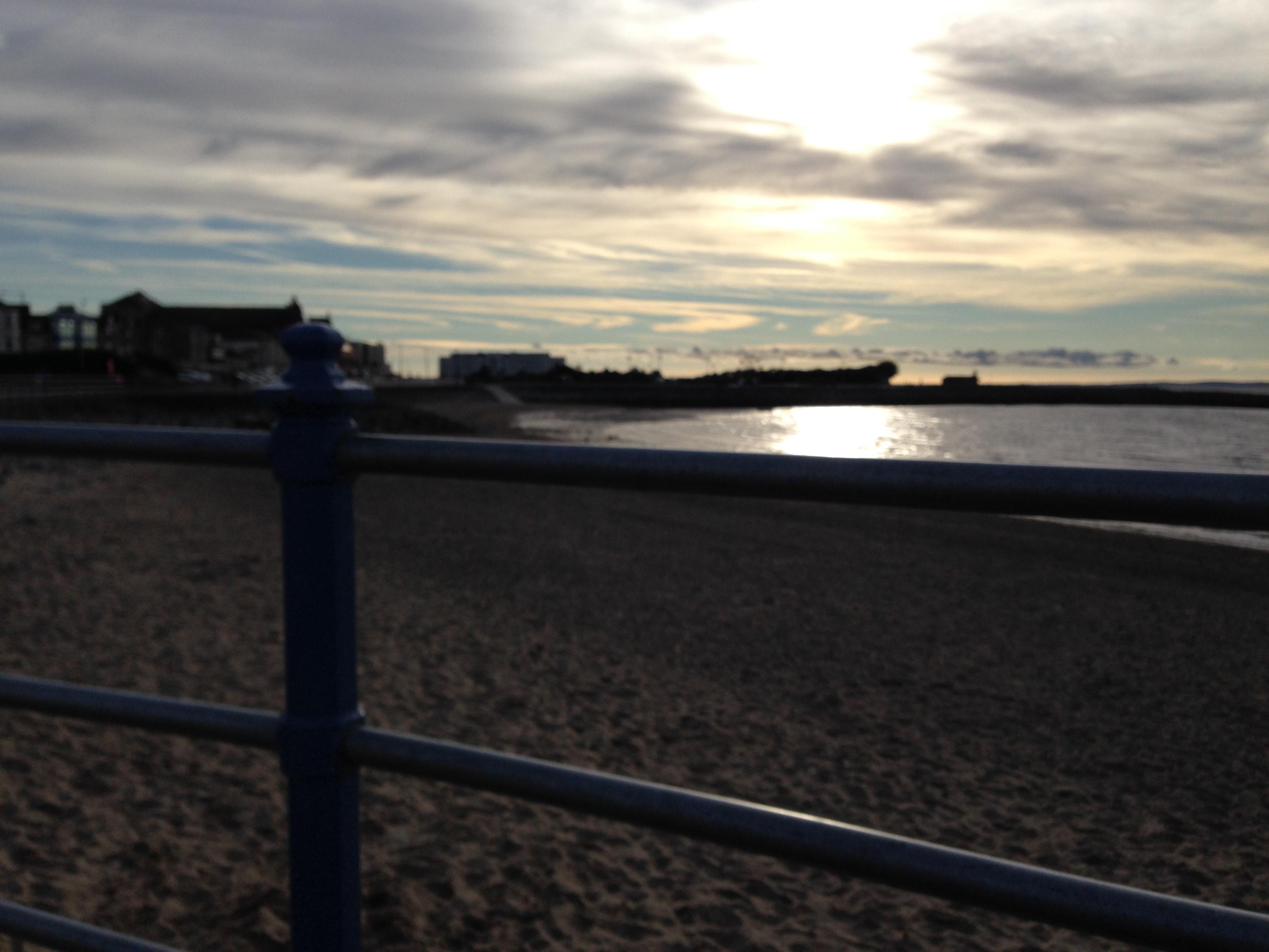 Sunset at Peel