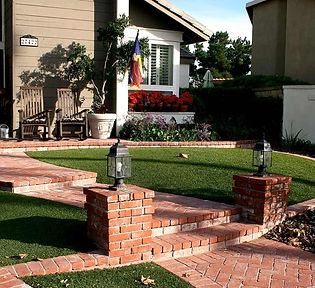 Appease Builders, Save 65 gallons of water per square foot of synthetic grass.