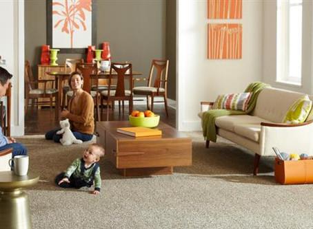 Let's Talk Carpeting