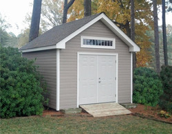 Sheds, built by Appease Builders