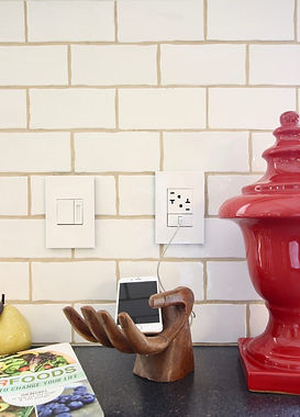 Appease Builders, Long beach, CA. Electrical Outlet Upgrades