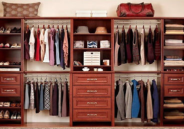 Appease Builders Co., Custom made closet organization