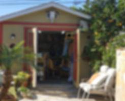 WomynWerx Art Studio, Long Beach, CA. Maria B. Croucier, Artist