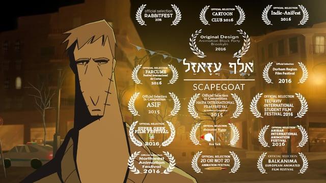 """""""SCAPGOAT"""" Short Film"""