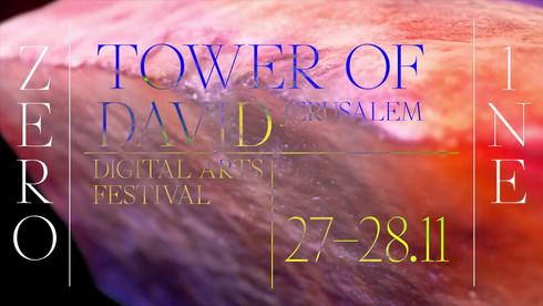 """""""Zero One"""" Digital Arts Festival Promo"""