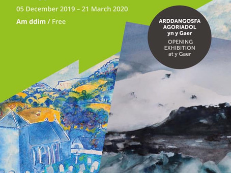 Inaugural show at y Gaer- Nordic Connections