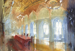 Cardiff Castle Great Hall