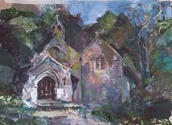 Lladyfeisant Church Llandeilo