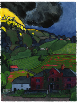 Yellow Hill Abersefin