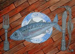 The Atlantic Mackerel by Harriet Lloyd