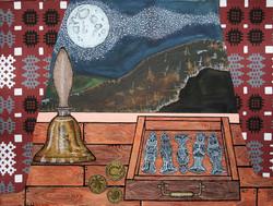 The Sleeping Warriors of Craig y Ddinas by Harriet Lloyd