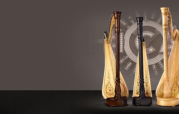 Harpsaustralia   Lyon & Healy Harps