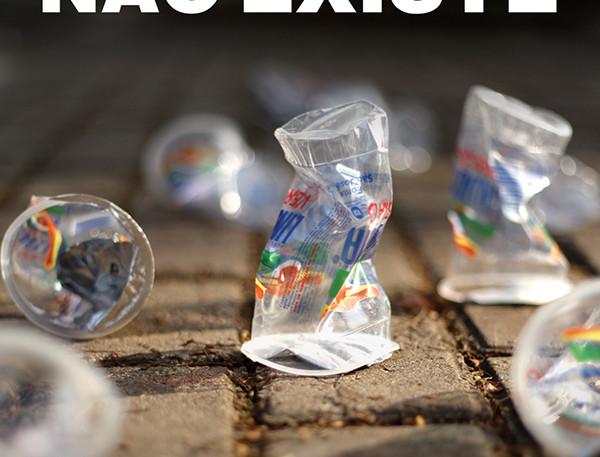 Lixo Pequeno não existe 2