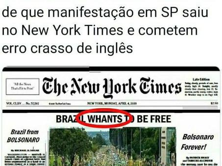 """Diário de bordo - """"Whants to be free"""" - 04.05.2021"""