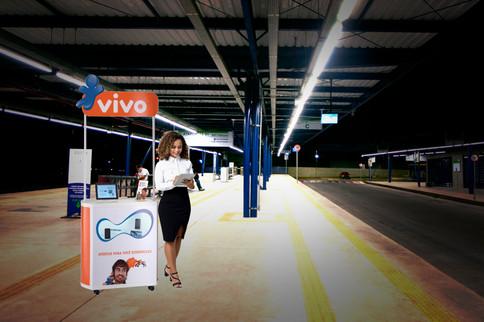 Ativação em estação