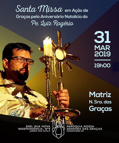Padre Luiz Rogério