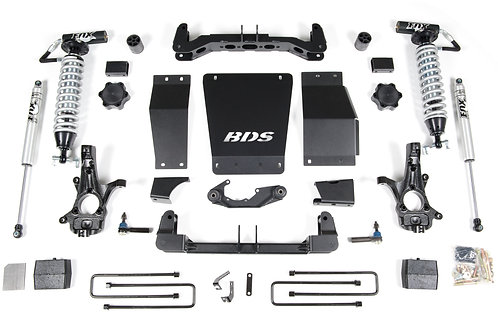 "4"" BDS Coil-Over Lift Kit 2014-18 Chevy/GMC 1500 4WD"