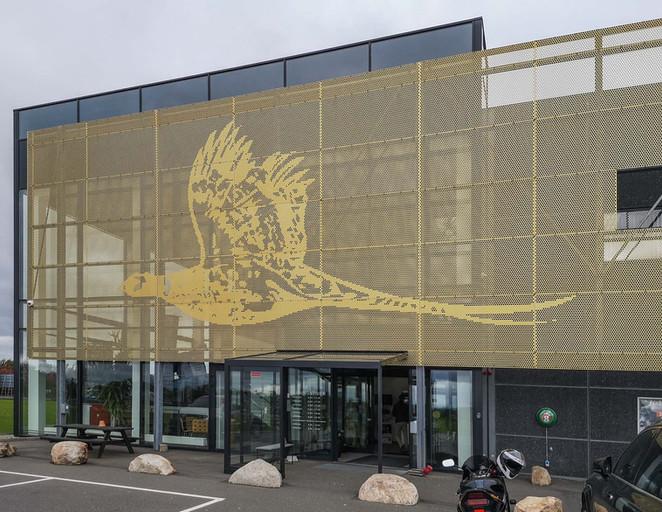 På besøk i Skandinavias største jaktbutikk