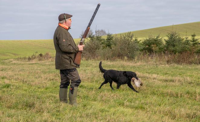 Sikkerhet på jakt i Danmark