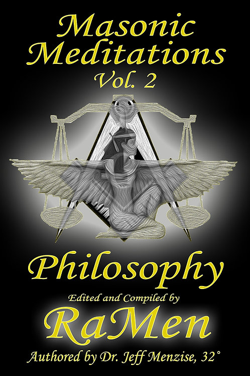 Masonic Meditations Vol 2: Philosophy