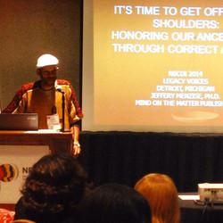 Presentation at NBCDI Conf