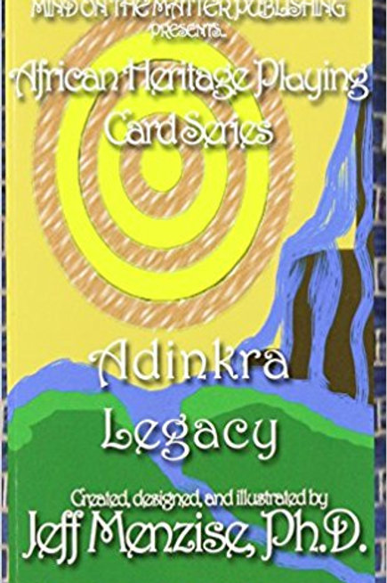 Adinkra Legacy Book and Cards