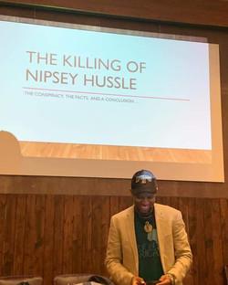 Presentation at Howard Univ