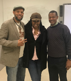 w/ Dr. Stacey Patton & Dr. T. Owens Moore
