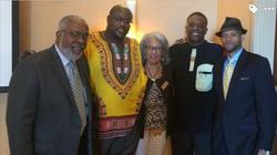 w/ Drs. Rashid, Shockley, Brunson-Day, and Carr