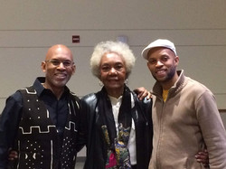 w/ Tony Browder and Dr. Welsing