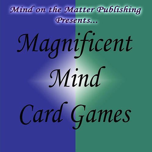 Magnificent Mind Card Games