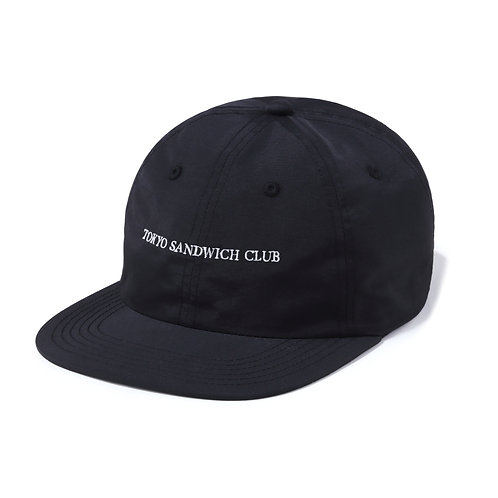 T.S.C-COOK CAP(BLACK)