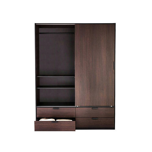 Abaj kut wardrobe - Brown